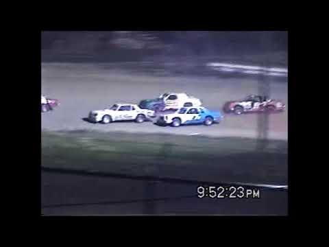 Southwest Speedway Hobby Stocks 9-30-17 Frostbite Brandon Renner