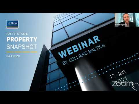 The Baltic real estate market overview Q4 2020