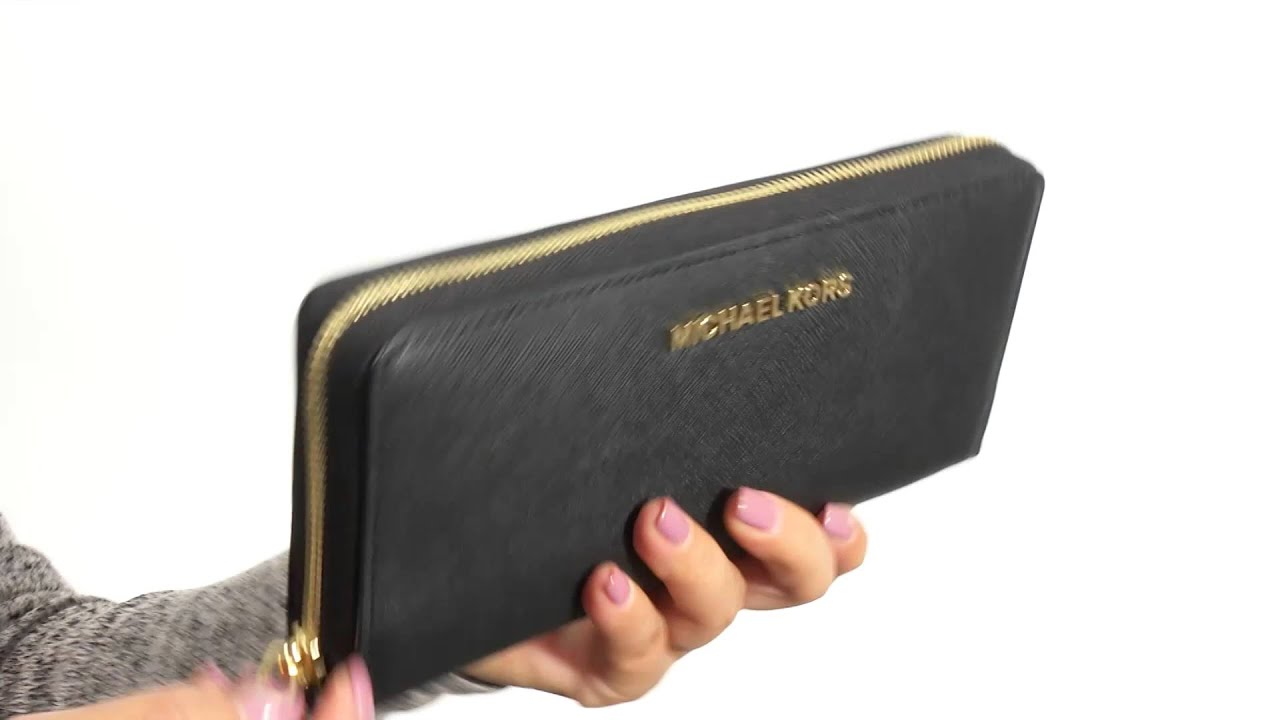 a297ee801df01 MICHAEL Michael Kors Jet Set Travel Travel Continental SKU 8575488 ...