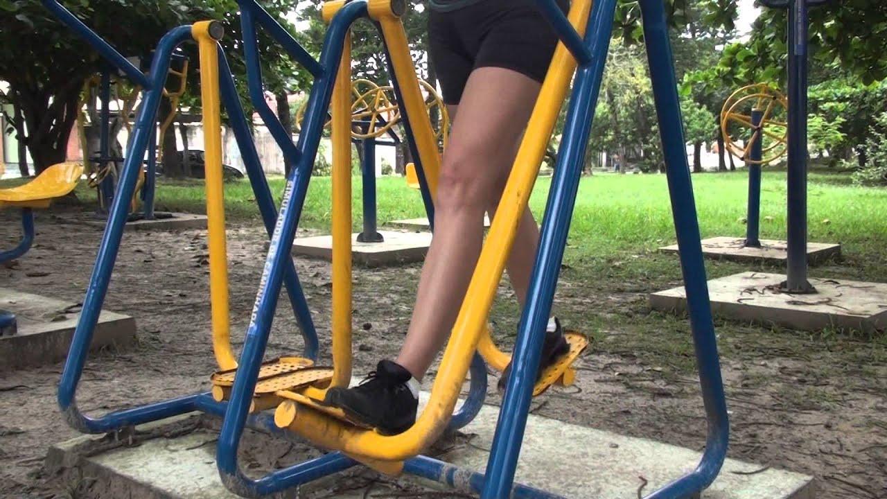 10 Exercicio Ao Ar Livre Simulador Caminhada Youtube