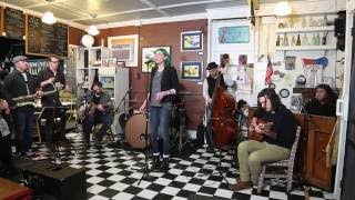 The Shady Street Show Band- The Nut Song // Water Witch Coffee Sessions