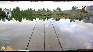 (18+) Русская рыбалка 4. Новый день - новая рыбалочка.
