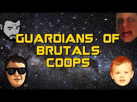 Guardians of Brutals Coops •BlackSilverUfa•JackShepard•ArtGamesLP•PomodorkaZR•