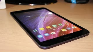 TEST : tablette Asus Memo Pad 8 - ME181CX