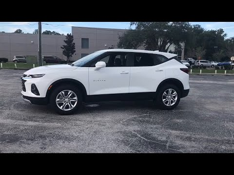 2019 Chevrolet Blazer Gainesville, Lake City, Jacksonville, Ocala, St. Augustine, FL TK10441