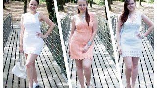 Crochet Dresses Lookbook