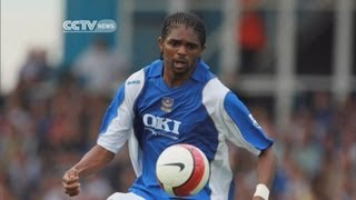 Faces of Africa - Footballer with a Heart