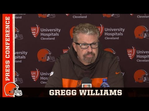 Gregg Williams Previews Top-Rated Ravens Defense for Week 17 | Cleveland Browns