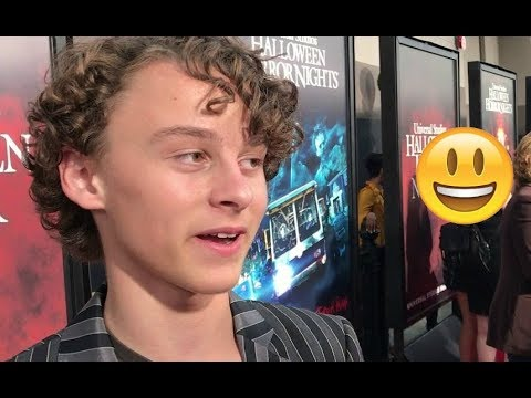 Wyatt Oleff  IT Movie  TRY NOT TO LAUGH😊😊😊  Best Funniest Moments 2017