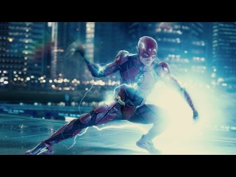 Watch The Flash Speed Into Action In The Latest 'Justice League' Trailer Tease