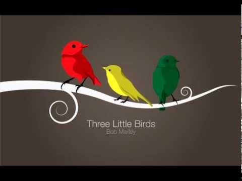 Bob Marley   Three little birds karaoke