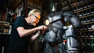 Adam Savage's One Day Builds: Iron Man Mark 1 Armor!