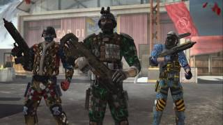 """The Enforcer"" Gameplay. Assault Class Prestige. Modern Combat 5 PC Gameplay."