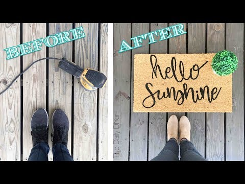 DIY Spring Porch Overhaul! | AMAZING BEFORE & AFTER