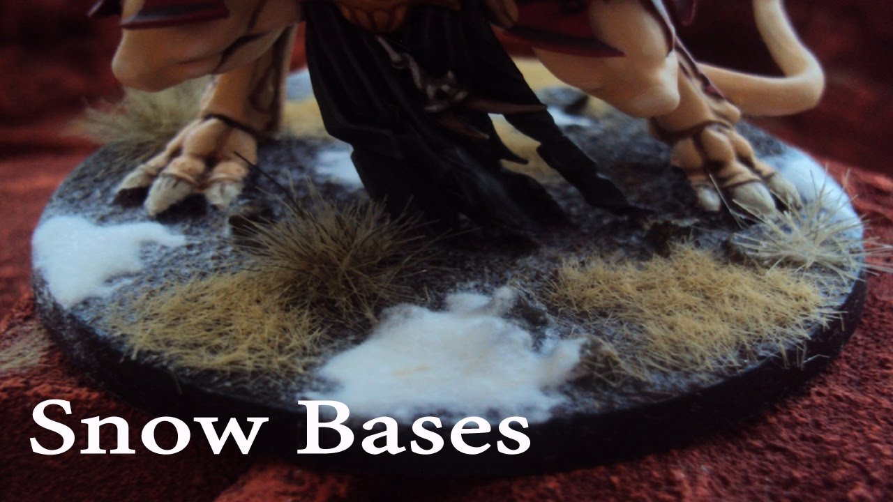 The bases that triggered warhammer citadel: tutorial spikey bits.