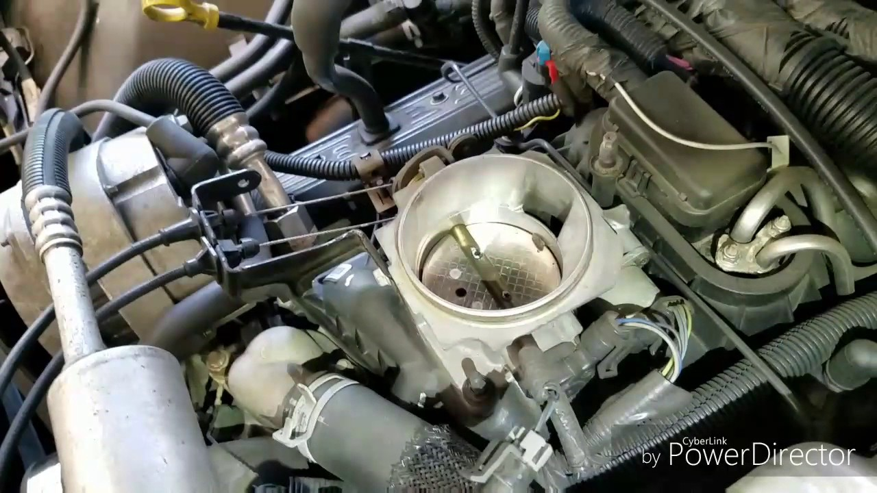 Tahoe 2002 chevy tahoe engine : Tune-up 99 Chevy Tahoe POV video - YouTube