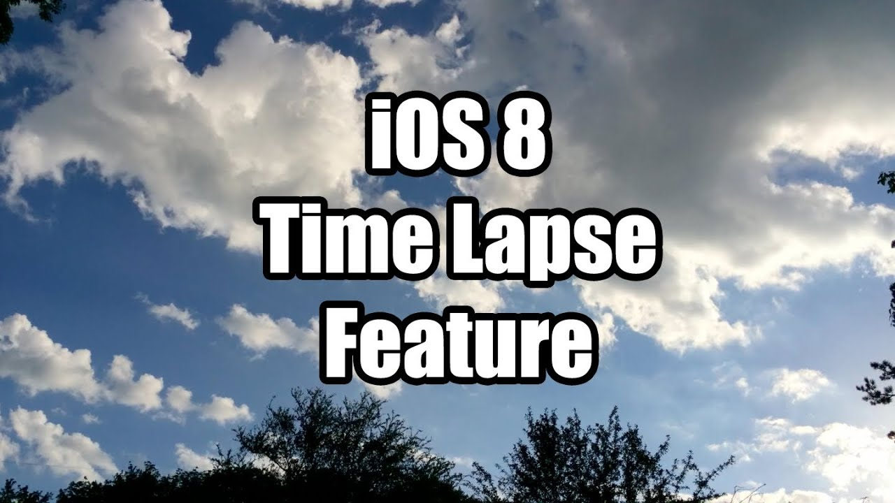 iphone time lapse time lapse photography with an iphone 5s on ios 8 12388