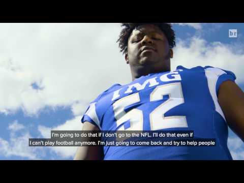 From Camden to IMG: Cesar Ruiz's Rough Journey to Success