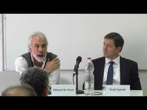"""Adv. Scott Spieth - Managing Director at Deutsche Bank - עו""""ד סקוט ספיט"""