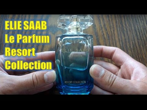 Elie Saab Le Parfum (Resort Collection