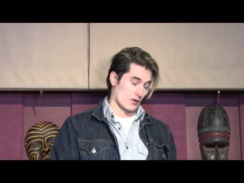 Tyler Vogel best of Highlights from the pilot casting for the web series.