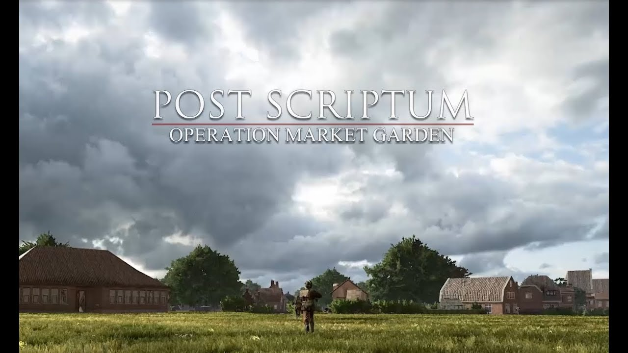 Post Scriptum (Realistic WW2 FPS) - Weekend test begins today at 8pm GMT.