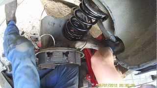 Пружины задней подвески  Ford Sierra Estate(, 2013-03-30T14:25:57.000Z)