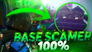 🔥NEW BASE pour SCAMEAR, 99,99% NE SAVENT pas #8🔥 - Fortnite Save the World