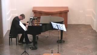 Camille Saint-Saëns: Valse nonchalante, op. 110 (Jan Dušek - piano)