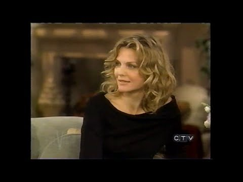 Michelle Pfeiffer & Catherine ZetaJones on The View 2003