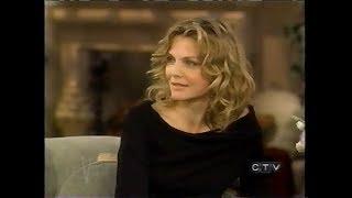 Michelle Pfeiffer & Catherine Zeta-Jones on The View (2003)