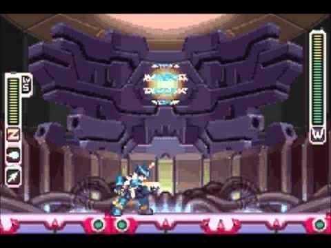 Mega Man Zero 4: Ragnarok Core- No Damage, S Rank (Final Stage + Ending)