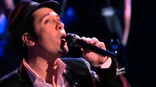 Cover images Bryan Keith  Back to Black   The Voice