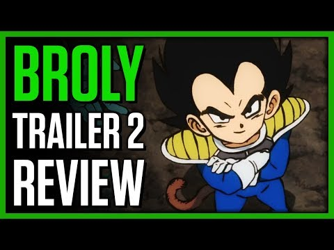 New Super Broly Trailer is MAXIMUM! | Dragon Ball Super: Broly Trailer 2 Review | Team Four Star