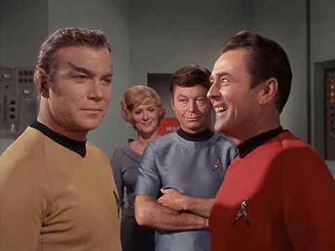 Star Trek Meditation: KRC Triangle #1  (The Enterprise Incident)