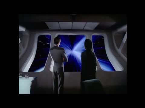 Thumbnail: Star Trek Warp Speed - from the perspective of within a starship.