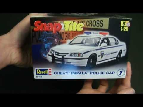 #100---revell-chevy-impala-police-car-review