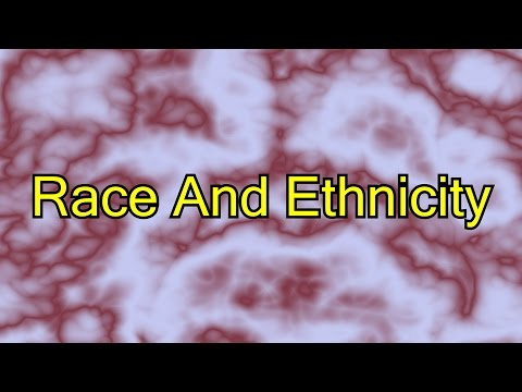 Race And Ethnicity (Fort Vlog 21 MAY 2016)