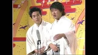 NHKテレビ「初笑い東西寄席」(2005年)より.