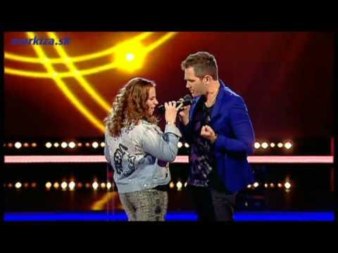 Hlas Česko Slovenska - Martin Kujan a Petra Magdová - Bryan Adams & Mel C - When You're Gone