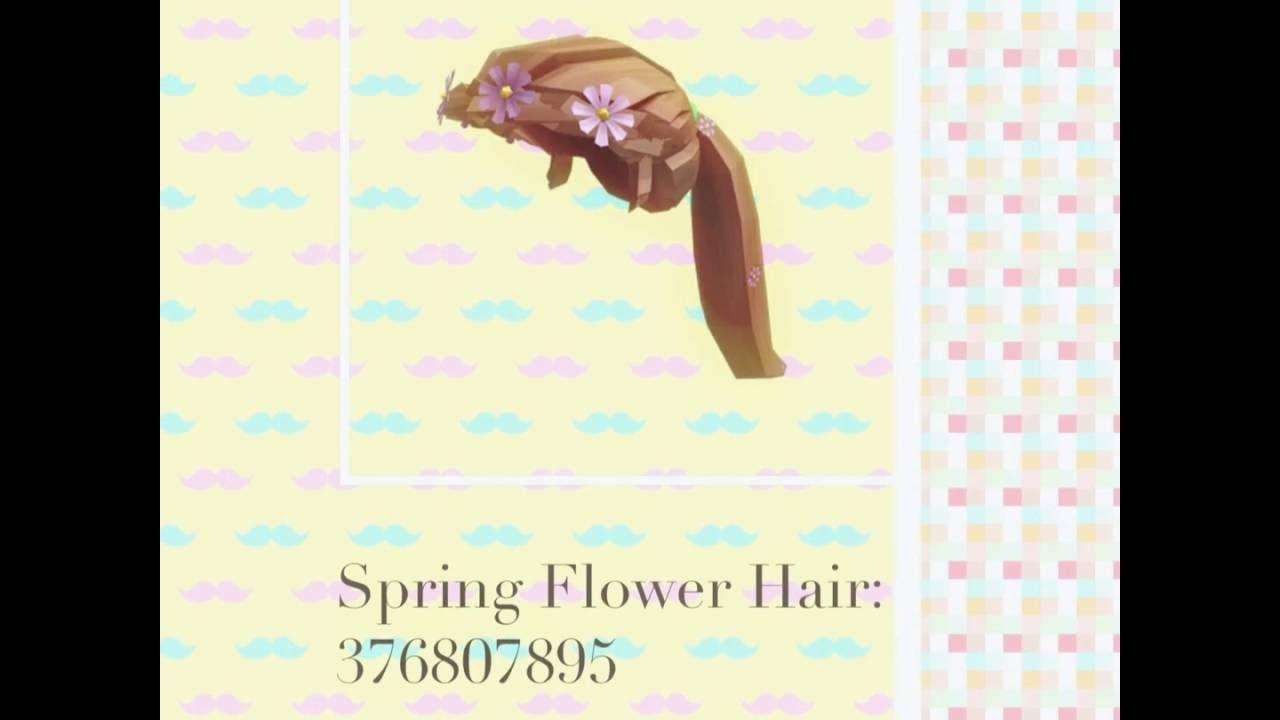 Brown Roblox Hair Codes For Boys