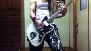 【HYDE guitar cover】MIDNIGHT CELEBRATION