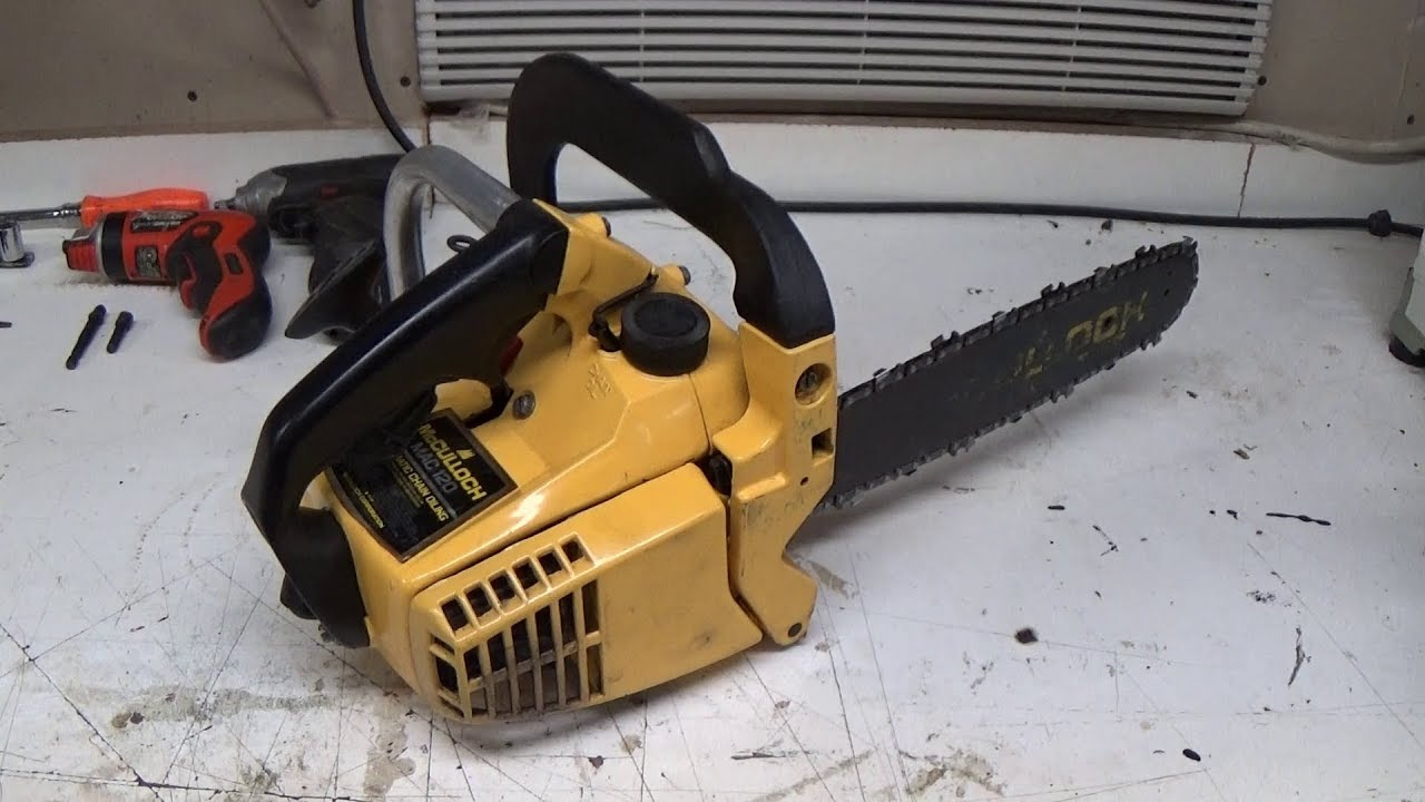Mcculloch mac 120 chainsaw engine removal youtube mcculloch mac 120 chainsaw engine removal keyboard keysfo Choice Image