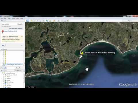 How To Use Google Earth To Locate Fishing Spots
