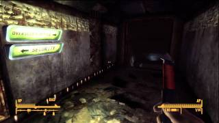 Fallout new vegas Vault 11 Still in the dark Pressure controller location walkthrough