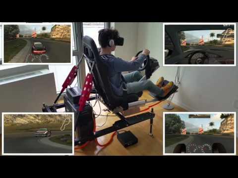 2DOF SimXperience + DIY Full Motion