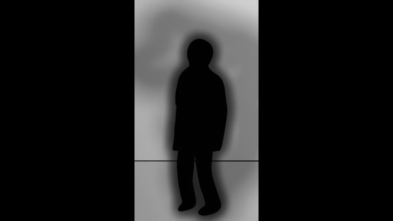 SCP-017 Shadow Person (SCP Animation) #Shorts