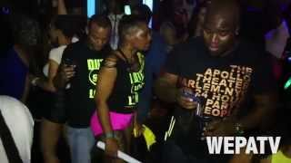 Soca vs Dancehall in club empire WEPATV