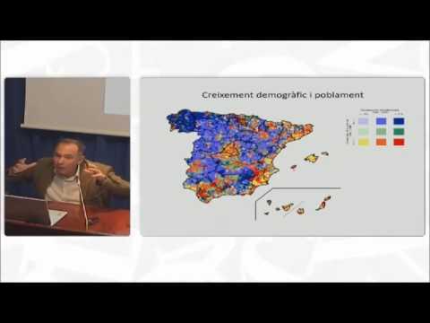 La sostenibilitat demogràfica de l'Espanya buida