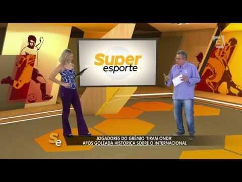 Super Esporte - Completo (10/08/15)
